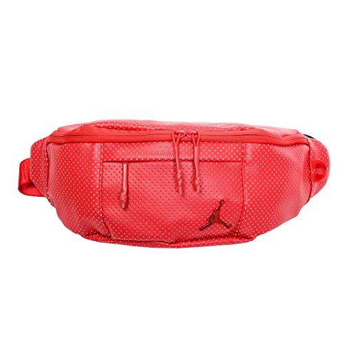 balsa Dar una vuelta abeja  Nike Air Jordan Legacy Pack Crossbody Bag (One Size, Gym Red) | Crossbody  bag, Air jordans, Bags