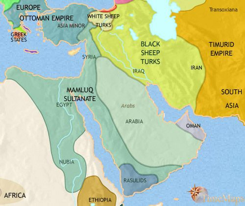 1453adthe previous centuries have seen further invasions from history map and timeline of the middle east in 1453 ce when it is ruled by a succession of conquerors from central asia gumiabroncs Choice Image