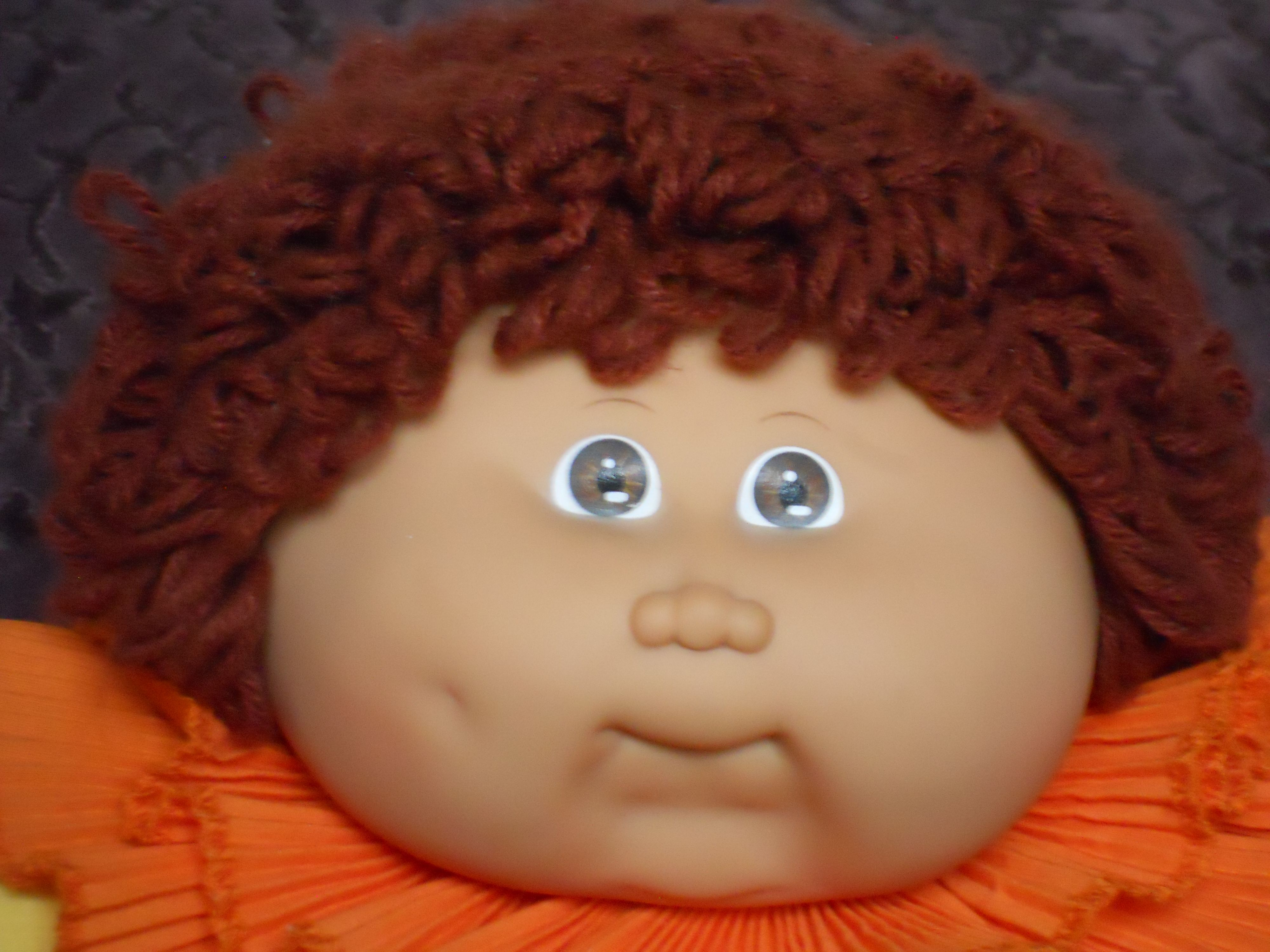 1986 Coleco Cabbage Patch Kids With Original Clown Outfit Factory Code Kt Head Mold 14 Cabbage Patch Dolls Cabbage Patch Kids Clown Clothes