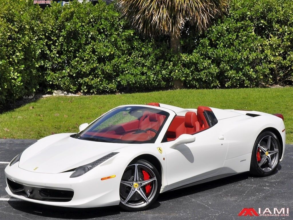2014 Ferrari 458 Spider >> Great 458 Italia 3k Miles Huge Msrp 2014 Ferrari 458