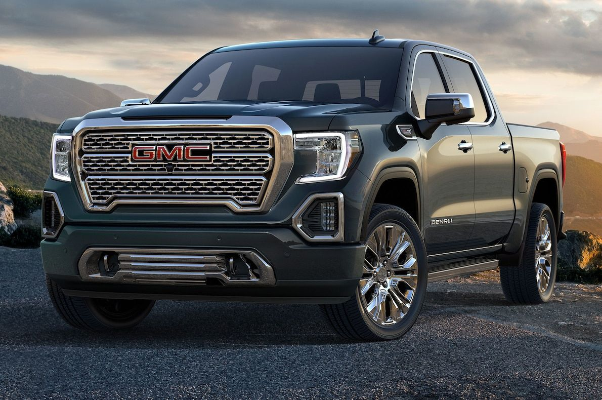 Gmc Is Considering An Electric Pickup Truck Gmc Sierra Denali