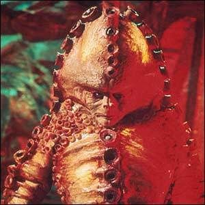 One of my favorite old school Dr. Who villains that haven't made an appearance on the new series.