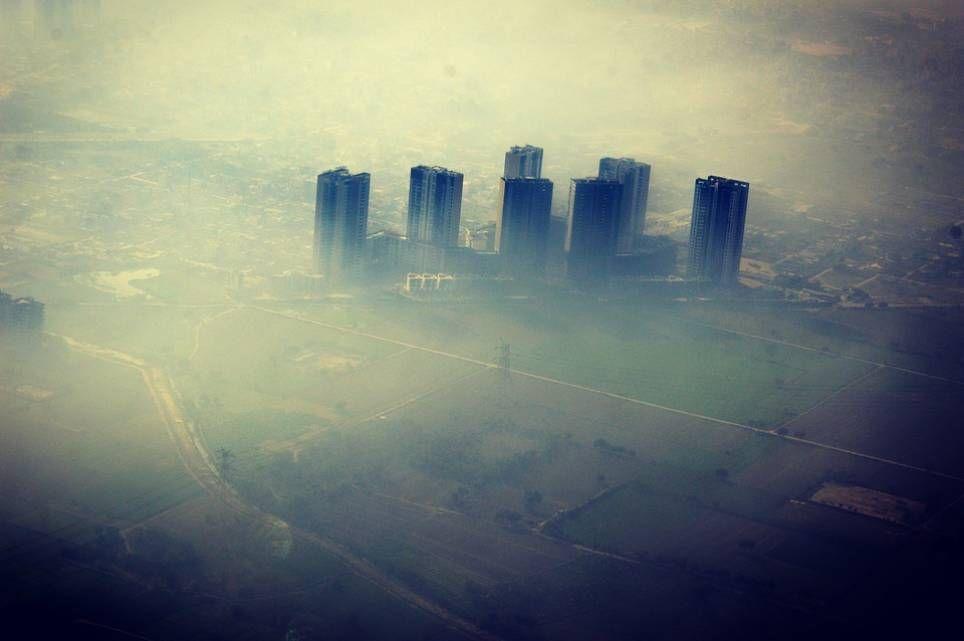 La contaminación de aire y su impacto en la salud  868c9f893c3