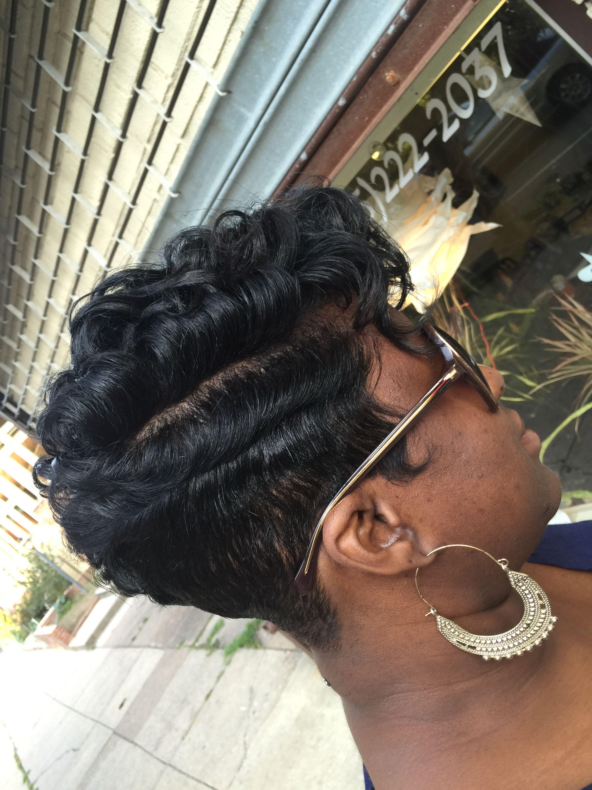 Relaxer Free Hair Stylist Marketia Le Loft Llc Hair Salon Philadelphia Pa Relaxed Hair Natural Hair Styles Short Hair Styles
