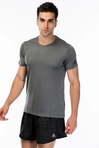 Adidas FreeLift Climacool Tee Training Top T-Shirts Chacoal CE6231 ...