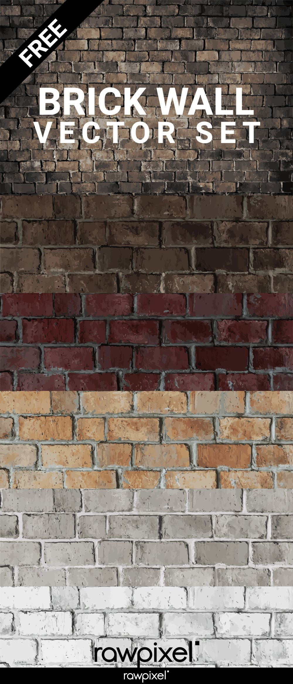Download Beautiful Free And Premium Royalty Free Brick Wall Vectors As Well As Stock Photos