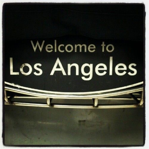 Welcome To La Please Enjoy Your Stay Lax Taken With Instagram At Los Angeles Internatio California Dreaming Los Angeles International Airport Los Angeles