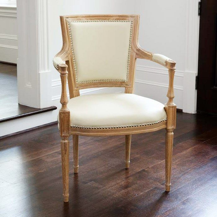 The Marilyn Armchair Updates A Vintage French Design With