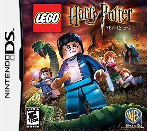 Lego Harry Potter Years 5 7 Nintendo 3ds Video Games