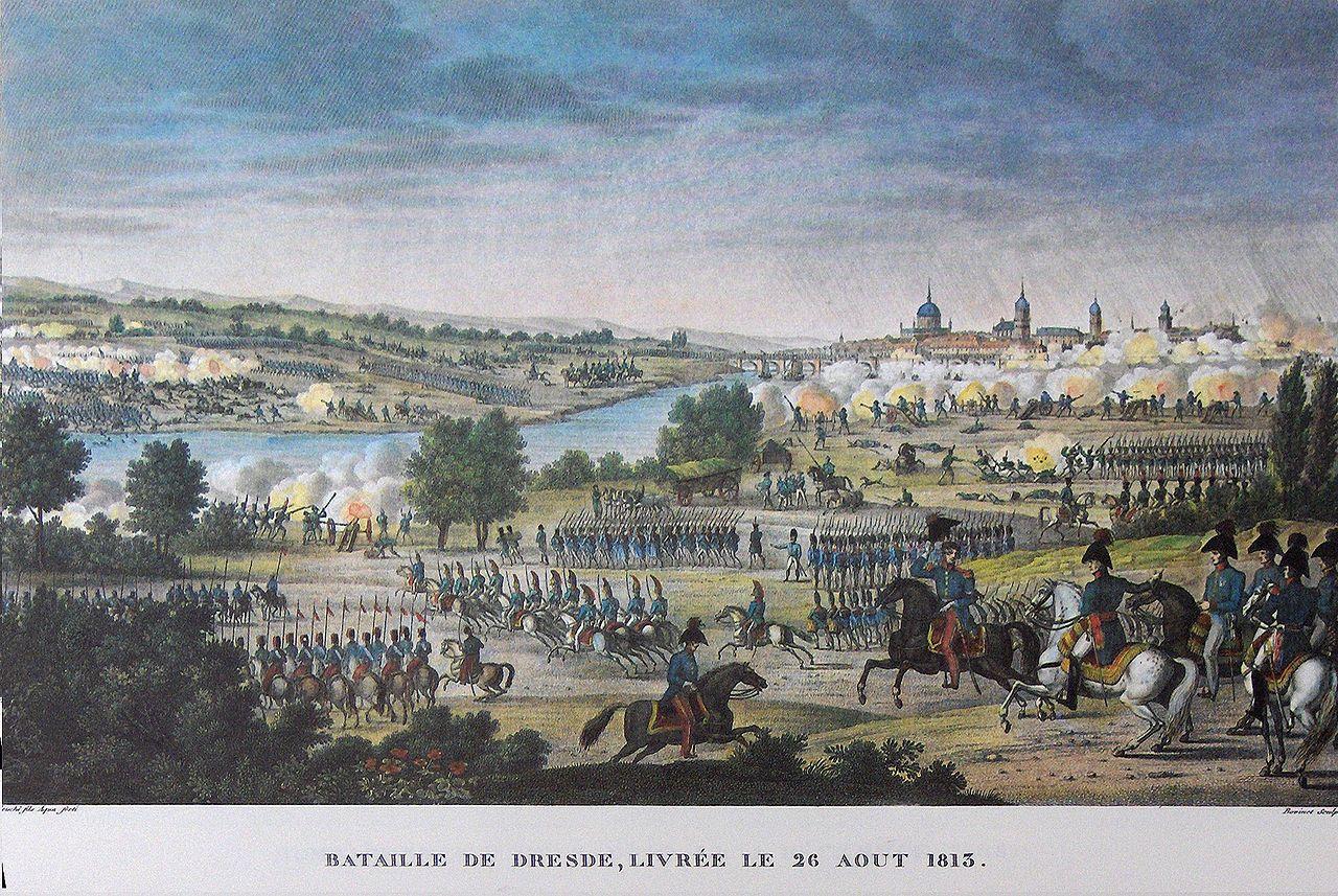 Napoleon.Dresden - Sächsische Armee – Wikimedia Commons