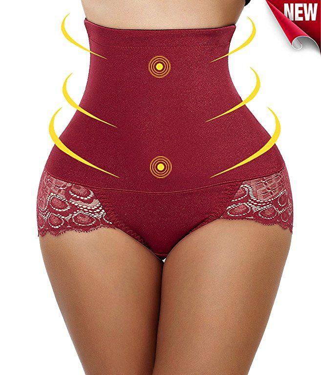dacdbbb72cda Gotoly Women Body Shaper High Waist Butt lifter Tummy Control Panty Slim  Waist Trainer at Amazon Women's Clothing store: