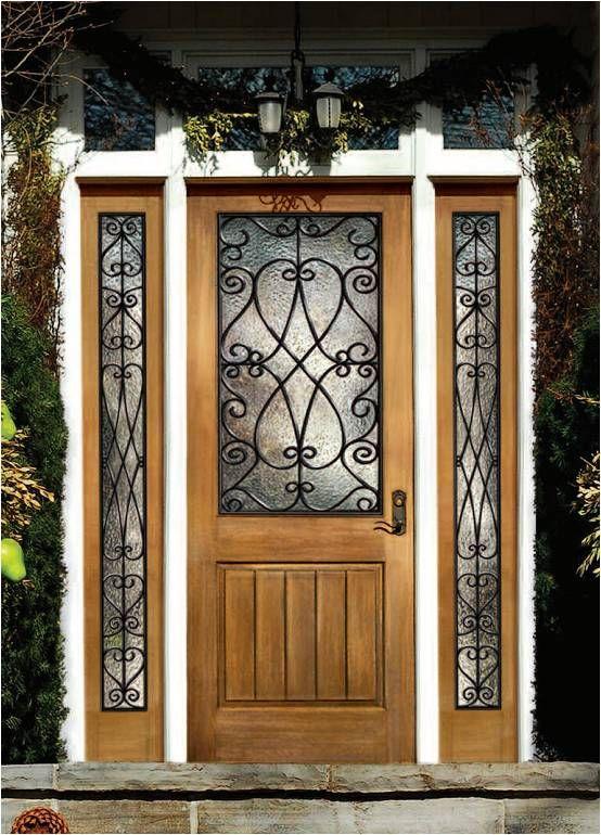 Plastpro Traditional Front Doors Fiberglass Entry Doors Rustic Front Door
