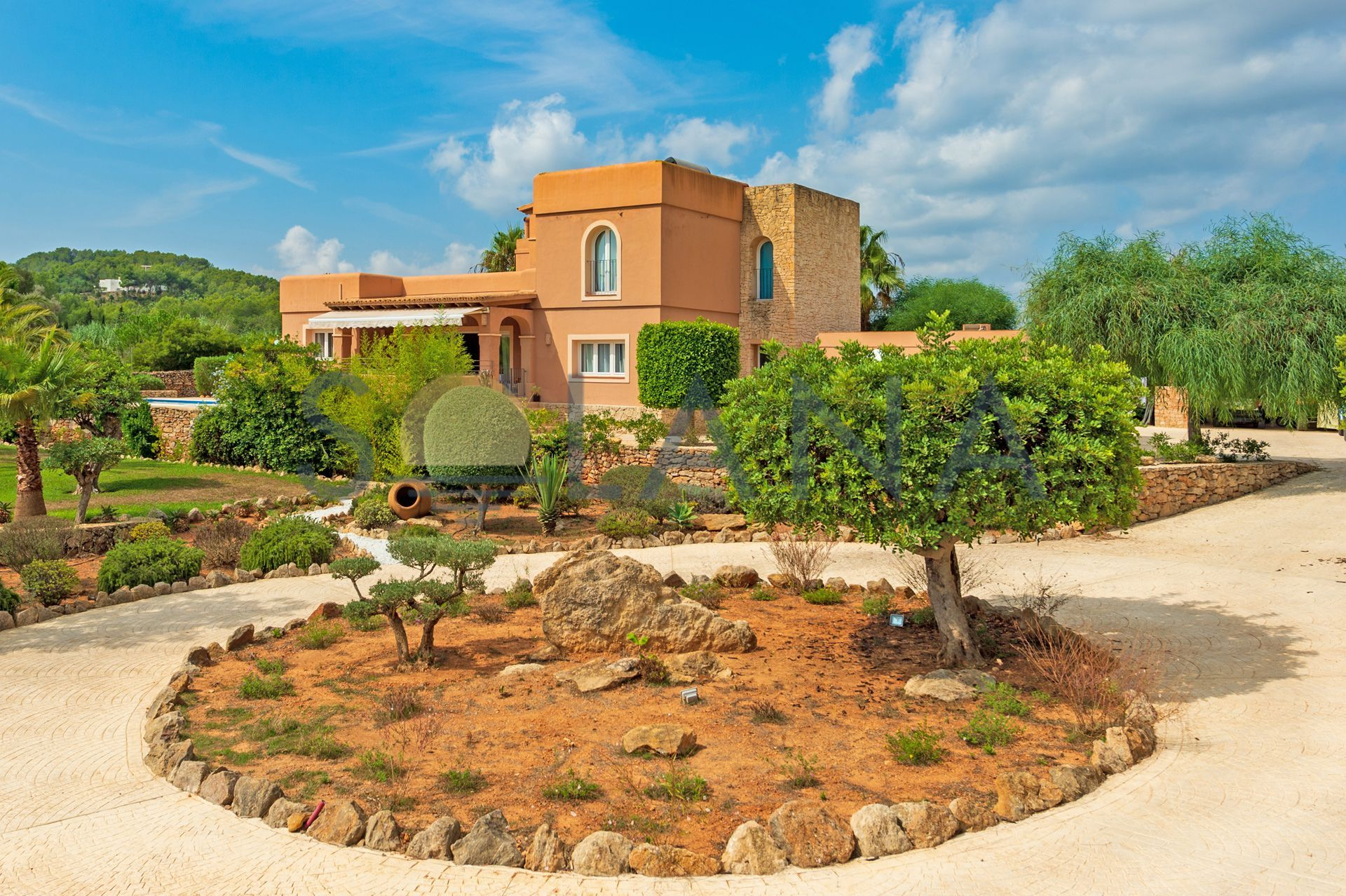Inmobiliaria Ibiza Ibiza Real Estate Immobilien Ibiza Immobilier Ibiza Ibiza Villas For Sale Ibiza Villa Mediterranean Style