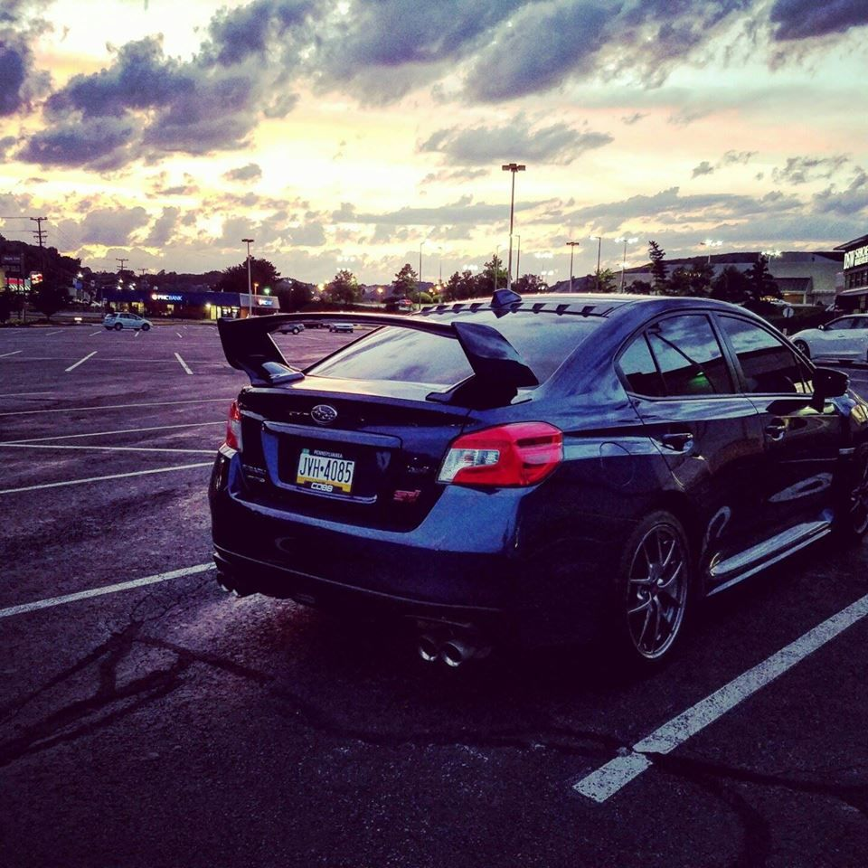 SubarusandSunsets (photo courtesy Chris Arendash