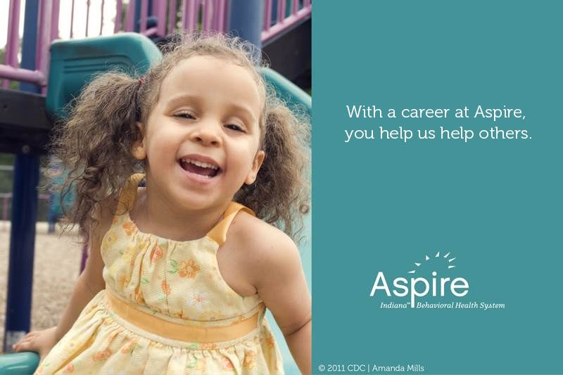 If you want a career helping families in central indiana