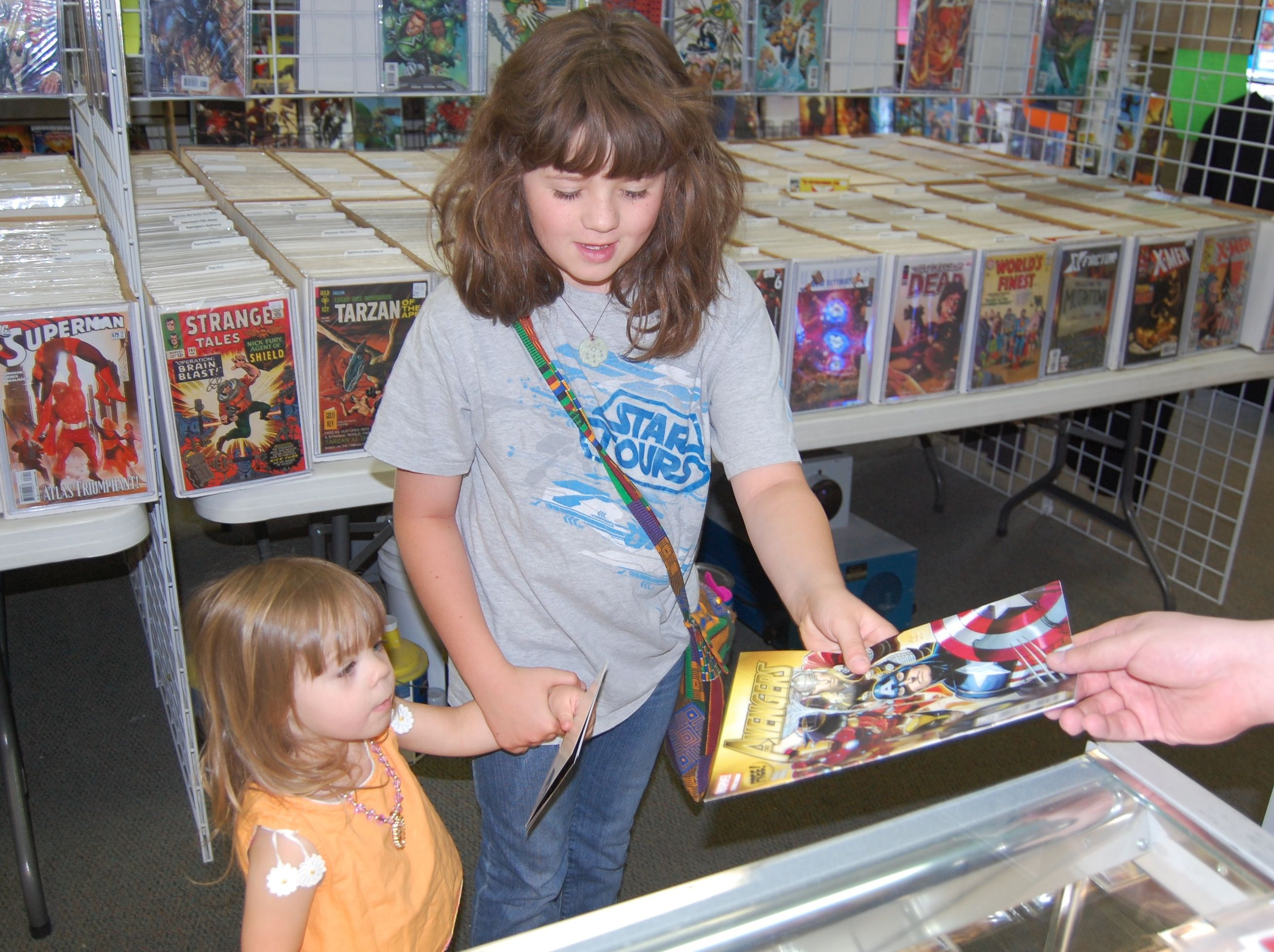 Five reasons why all moms should embrace Free Comic Book Day