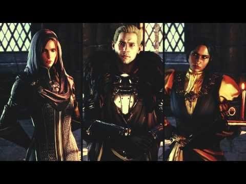 Da Inquisition Party Banter Advisors Banter Neverwinter Nights Women