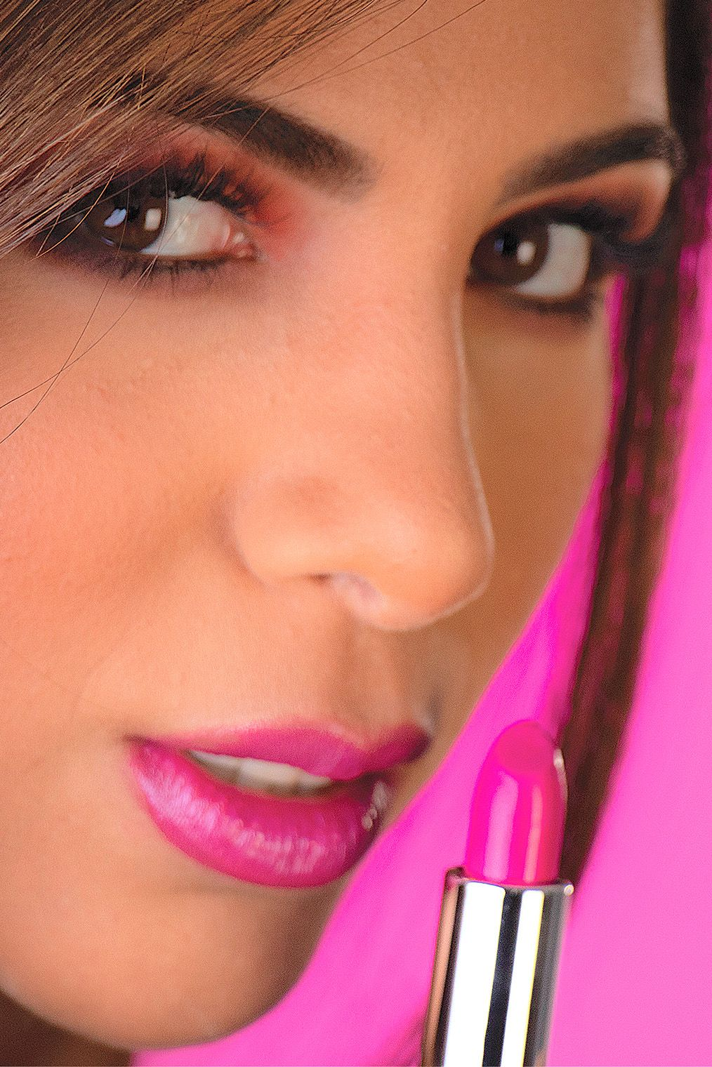 Wild Lips Luscious Lips Treat yourself to a supermodel look with our shades of pinks.