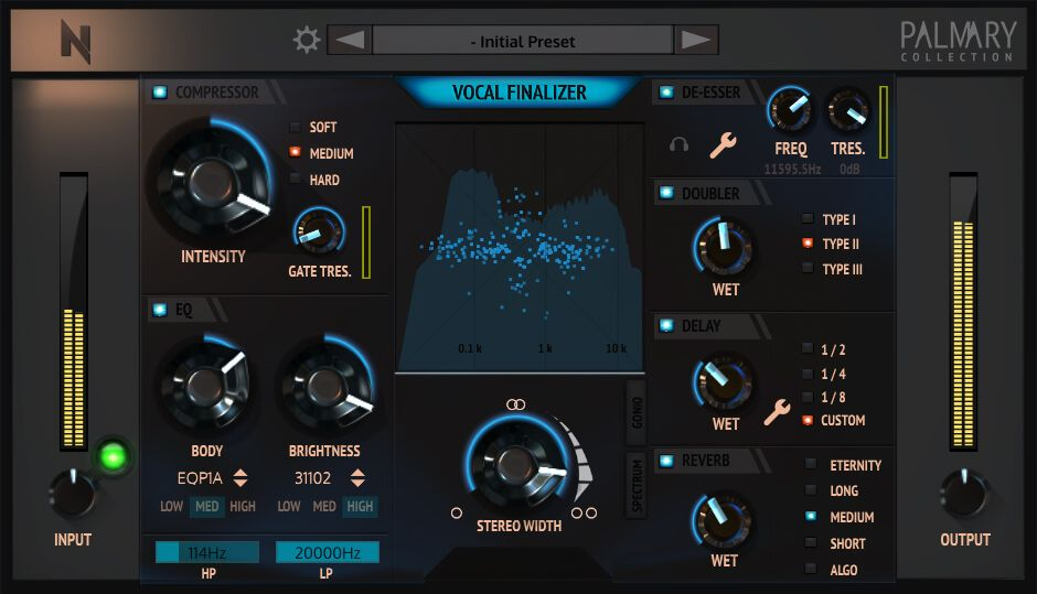 Vocal Finalizer By Noiseash Quick Easy Vocal Processing For Mac Windows Adsr Sounds In 2021 Vocal Free Download High Pass