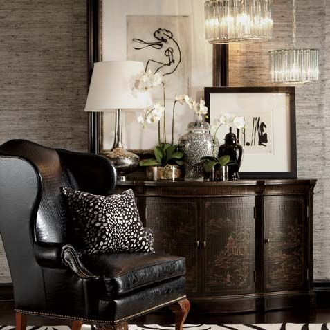 Artful Entryway Ethan Allen Decor Chairs Home Decor