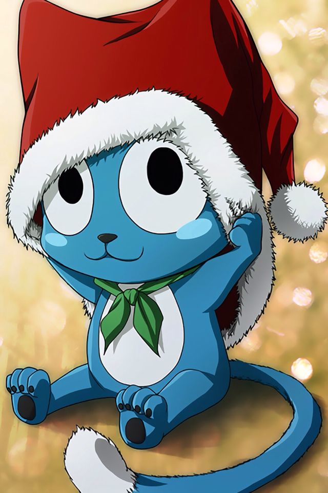 Happy Christmas Fairy Tail Fairy Tail Pictures Fairy Tail