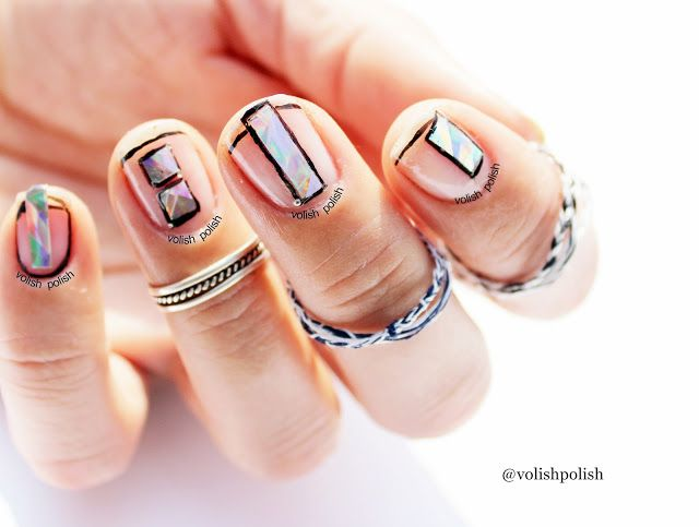 If you have short natural nails and wonder if they could be ...