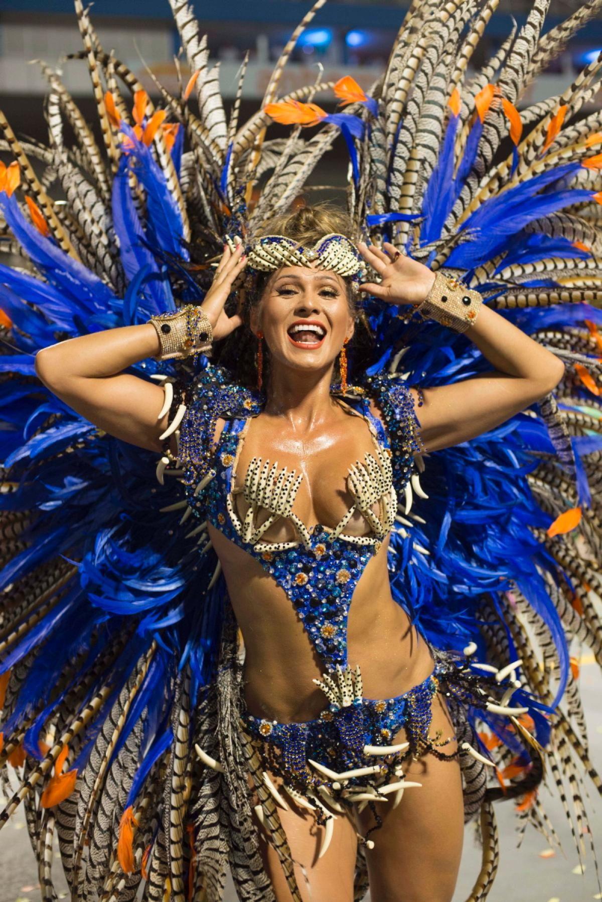 carnaval samba queen asian