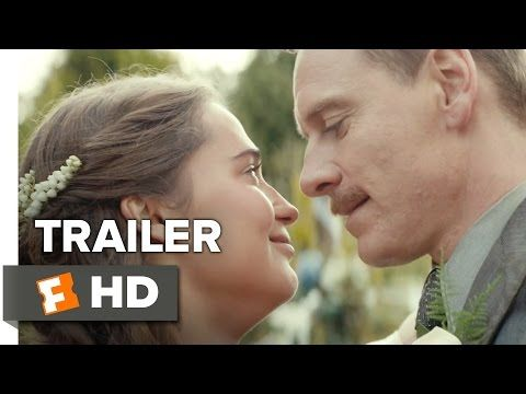 The Light Between Oceans Official Trailer 1 2016 Alicia Vikander Michael Fassbender Movie Hd Youtube The Light Between Oceans Michael Fassbender Ocean S Movies