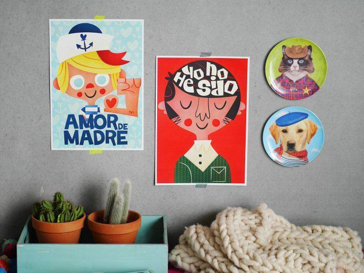 Nuevas Banderolas Infantiles con Mensajes Positivos para Niños   DecoPeques    Art wall kids, Kids deco, Kids room wallpaper