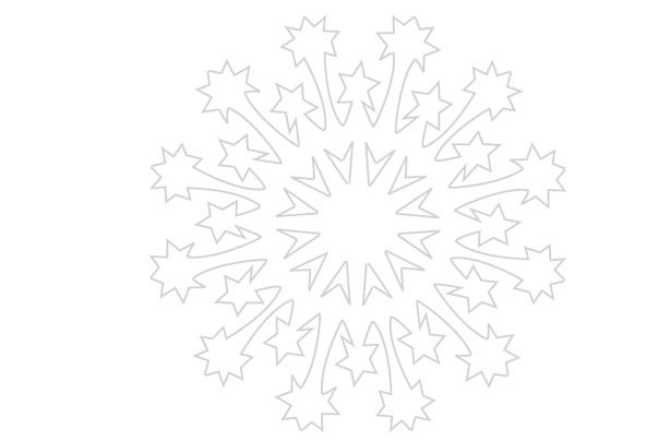 How To Make Paper Snowflakes Get Our Free Templates  Snowflake