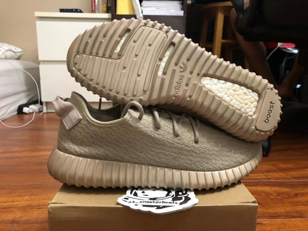 548437dd7 goVerify Genuine Seller  23 Sneakerheadz  One of our favorite sellers on  eBay. For Sale  Adidas yeezy boost 350 Oxford Tan.