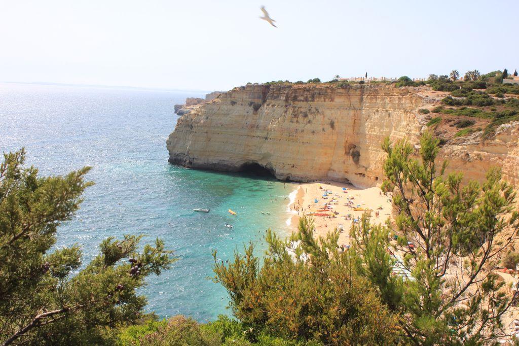 Portugal >Algarve >Praia de Centeanes