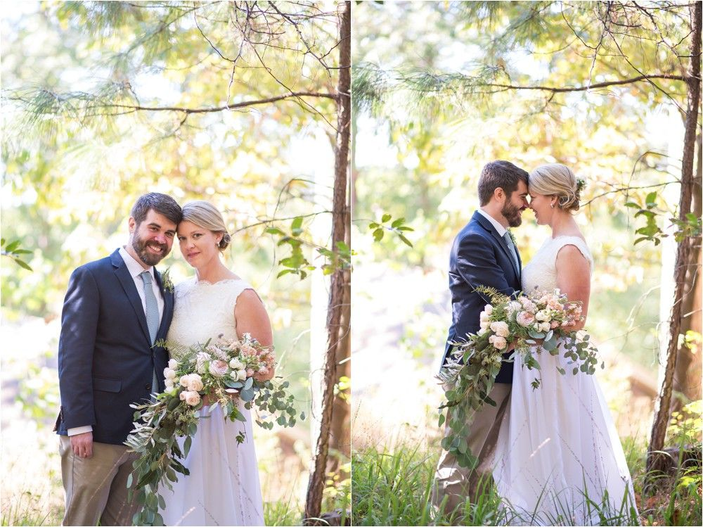 intimate-outdoor-wedding-at-home-in-columbus-georgia-by-eliza ...