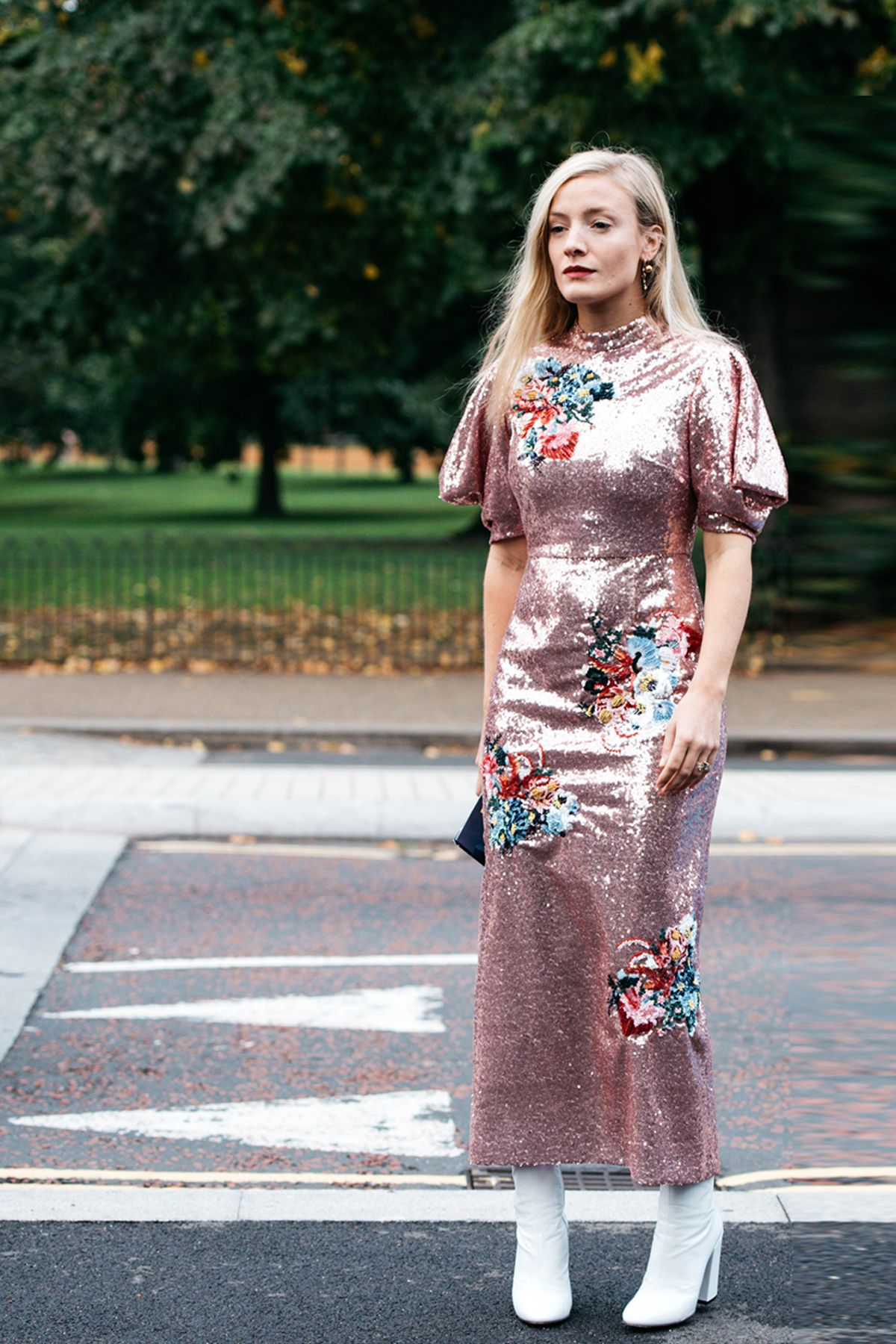 Wedding attendee dresses  Sequins and velvet and ruffles galore Party season has officially