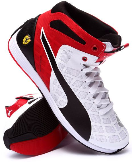 puma ferrari shoes high ankle