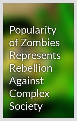 Research Essay Proposal Popularity Of Zombies Represents Rebellion Against Complex Society  A  Short Essay By Mark Mclaughlin On Reflective Essay On High School also Reflective Essay On English Class Popularity Of Zombies Represents Rebellion Against Complex Society  Macbeth Essay Thesis