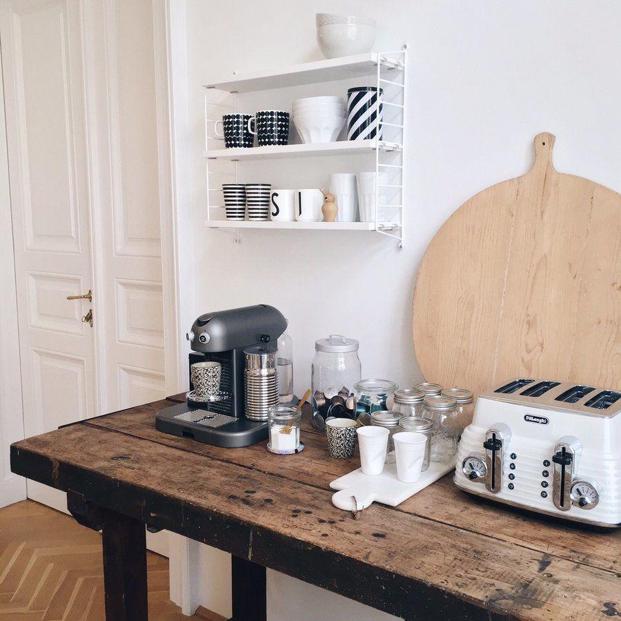 Ein Altbau-Traum in Weiß: zu Besuch bei traumzuhause in Wien ...