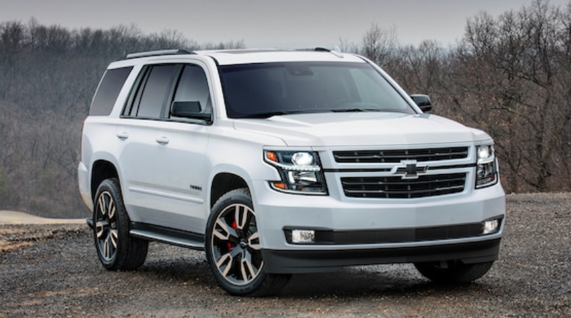 For The 2019 Chevrolet Tahoe Owners Manual The Most Up Date