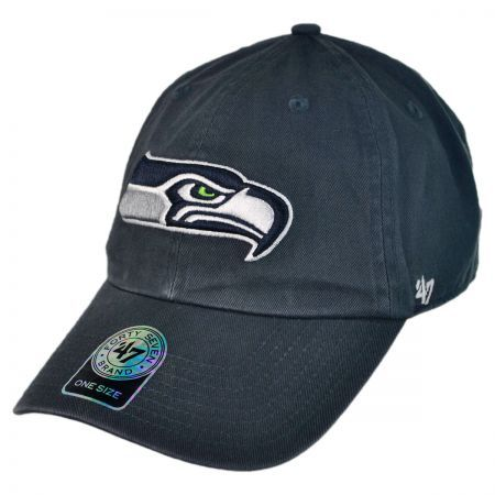 Seattle Seahawks NFL Clean Up Baseball Cap available at  VillageHatShop d2fa0dd7f6b