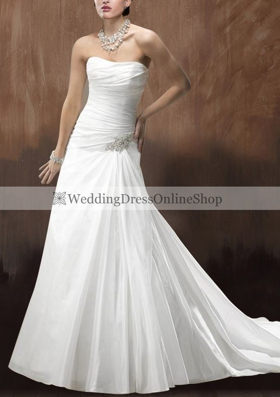 Strapless Wedding Dresses Online Shop Cheap Designer Strapless