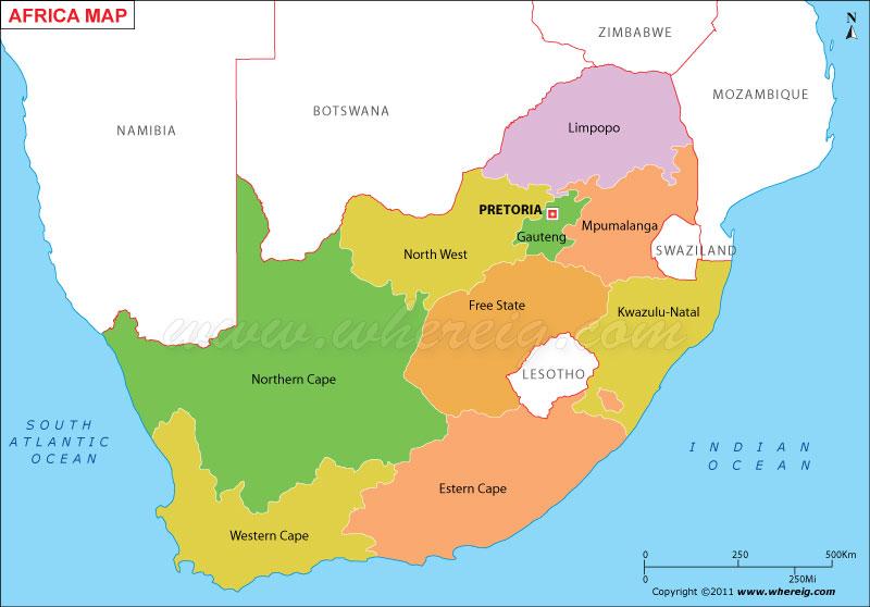 South Africa Map South Africa Map Africa Map South Africa