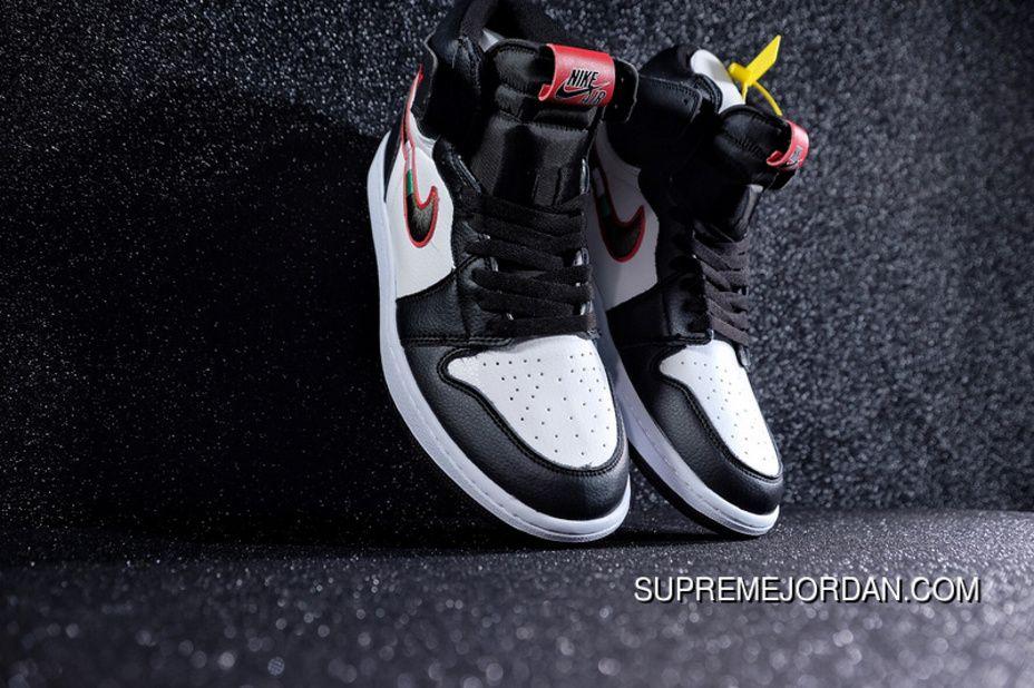 681ff60dbd50 Air Jordan 1 Sports Illustrated Aj1 Logo 555088 015 New Style