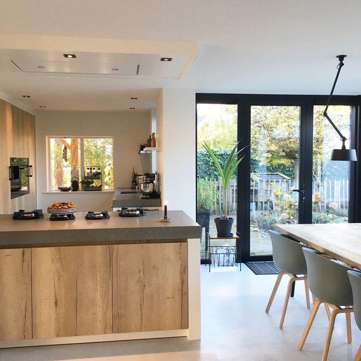 Küche - bjo nach innen schauen - #bjo #innen #interieure #Küche #nach #Schauen #kitchenextensions