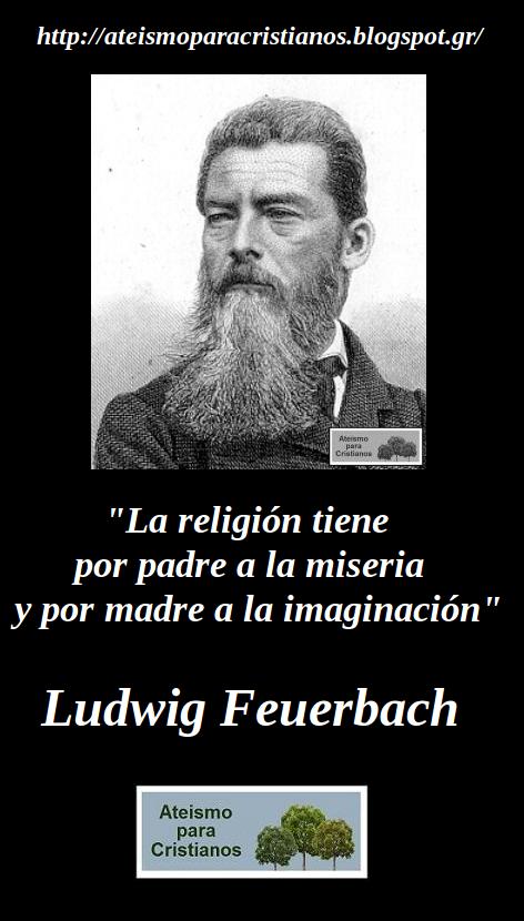 Ludwig Feuerbach La Esencia Del Cristianismo Frases