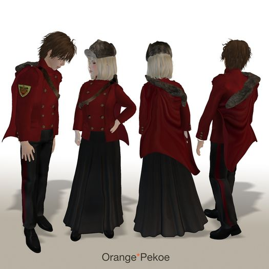 Orange Pekoe Durmstrang Yule Ball Outfit Demo In 2020 Yule Ball Outfits Party Skirt Harry potter durmstrang uniform robes inspiration picture. pinterest