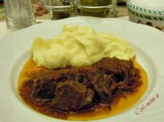 Photo of Stewed pork cheeks, recipe with pressure cooker …
