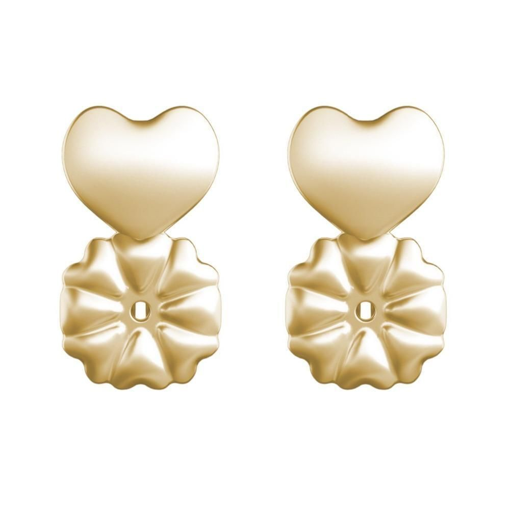 Comfy Grip Best Earring Backs For Women For Heavy Earrings