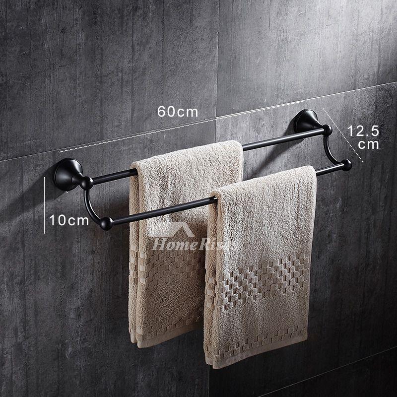 Photo of Glass Bathroom Shelves Oil Rubbed Bronze #homedecor