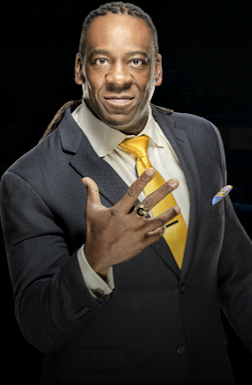 Wwe Hall Of Famer Booker T Booker T Wwe Wwf