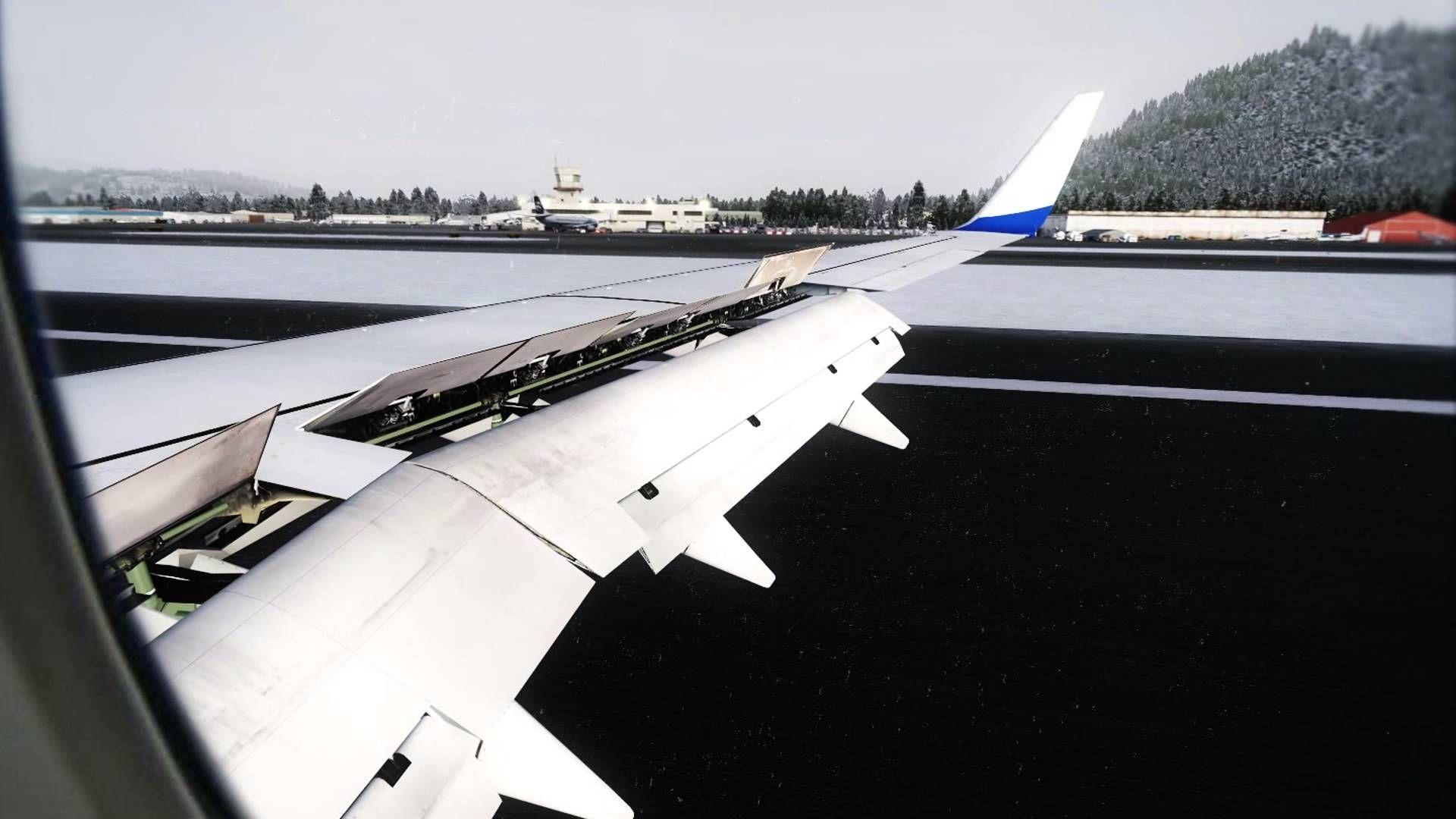Flight Simulator 2016 = EPIC REALISM ! FSX P3D ! | Flight